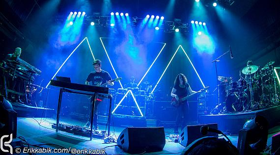 """Sound Tribe Sector 9 (STS9) Closes Out Their 3-Night Run, """"All In"""", at Brooklyn Bowl Las Vegas-42"""