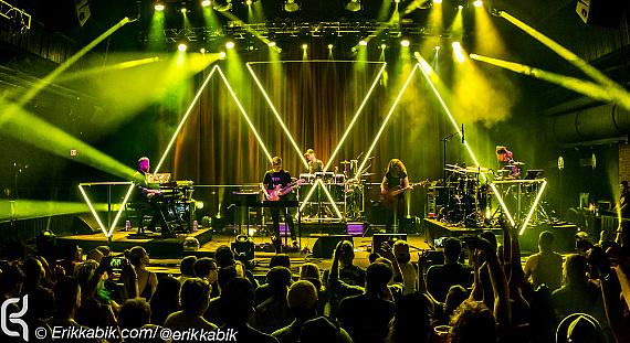 """Sound Tribe Sector 9 (STS9) Closes Out Their 3-Night Run, """"All In"""", at Brooklyn Bowl Las Vegas"""