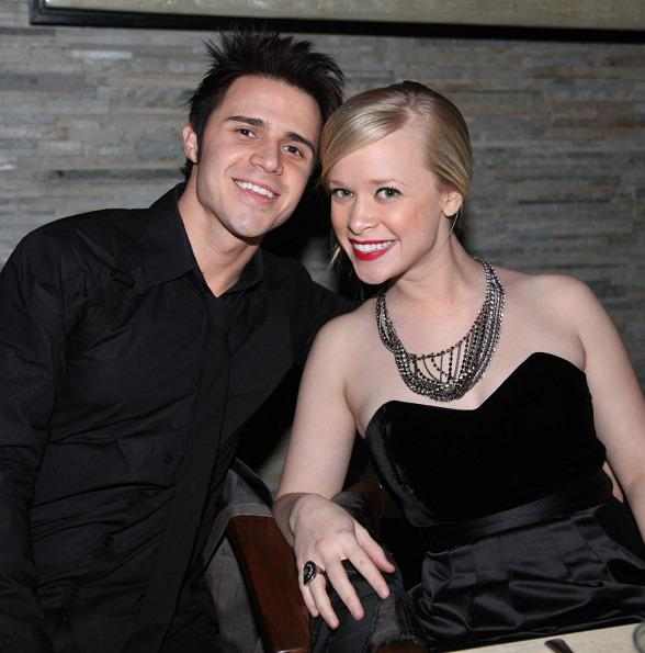 American Idol Kris Allen & Wife Katy Enjoy New Year's Eve Dinner at Simon at Palms Place