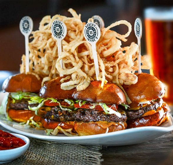 New Menu Items Have Arrived At Robert Irvine's Public House Inside The Tropicana Las Vegas