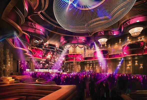 Omnia Nightclub at Caesars Palace to Open March 12 with Exclusive Talent Lineup Featuring Calvin Harris