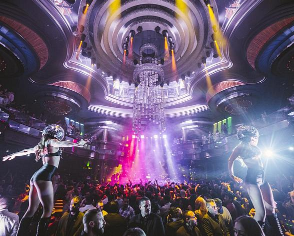Hakkasan Group Hosts Legendary New Year's Eve Weekend with Calvin Harris, Bruno Mars, Steve Aoki, and More