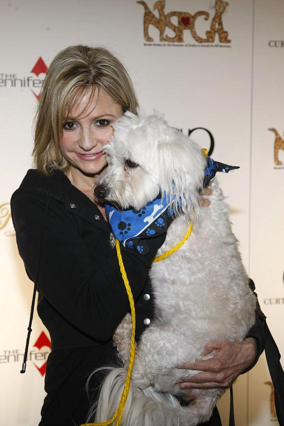 Jennifer Harman on the red carpet for the poker charity tournament benefiting the NSPCA at The Venetian