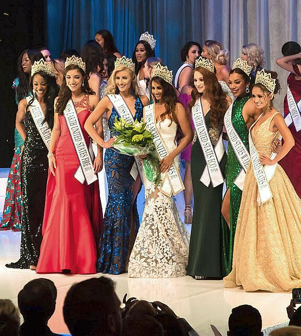 2019 Miss Earth USA to be Crowned in Las Vegas at South Point Hotel & Casino June 30