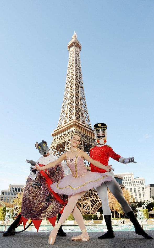 Nevada Ballet Theatre Brings All-New Production of The Nutcracker to The Paris Theatre