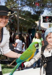 "Pirates Drop Anchor at Craig Ranch Park April 21 & 22 for ""6th Annual Pirate Fest"""