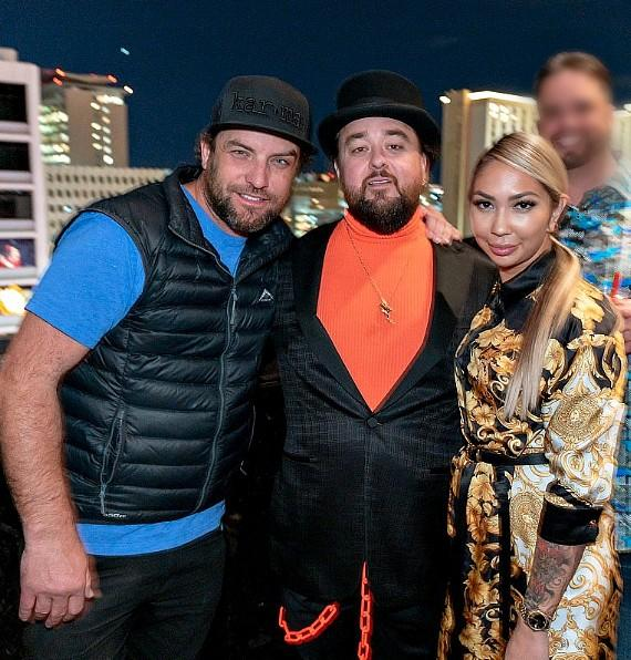 Pawn Stars' Chumlee Throws Pre-Wedding Party At The D Las