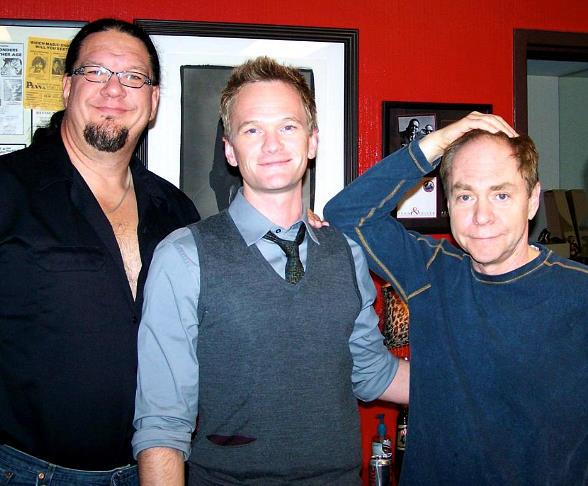 Neil Patrick Harris at Penn & Teller