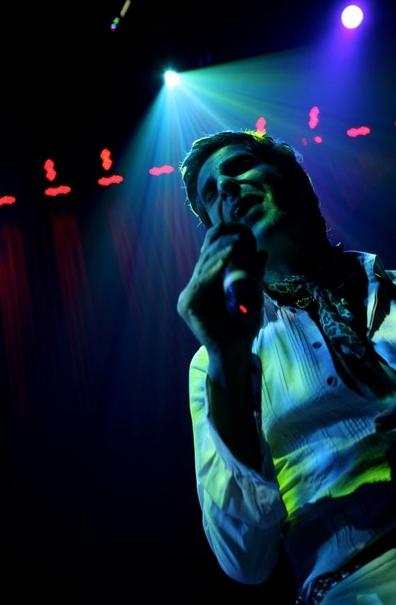Perry Farrell performs Live at LAX Nightclub