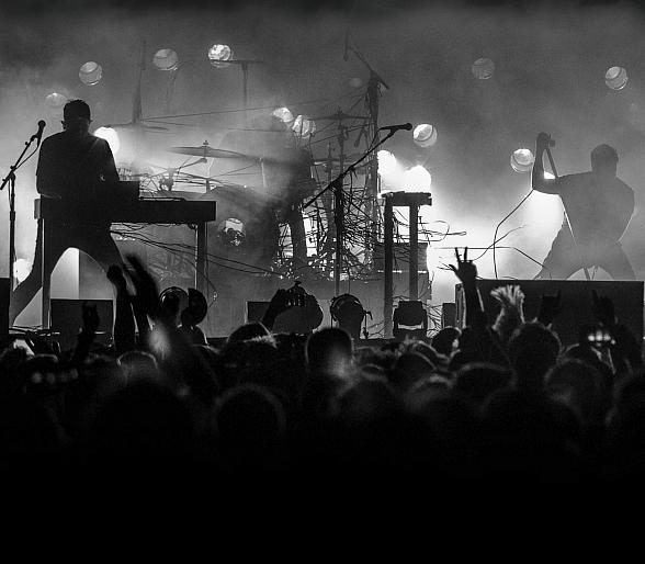 Nine Inch Nails to Perform at The Joint at Hard Rock Hotel Las Vegas October 20