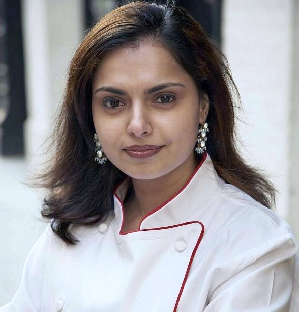 "Chef, Author and ""Chopped"" Judge Maneet Chauhan to Host Fundraiser at Origin India Dec. 4"