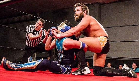 Joey Ryan vs Manik