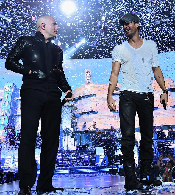 Enrique Iglesias & Pitbull Add Second U.S. Arena Tour Leg by Popular Demand