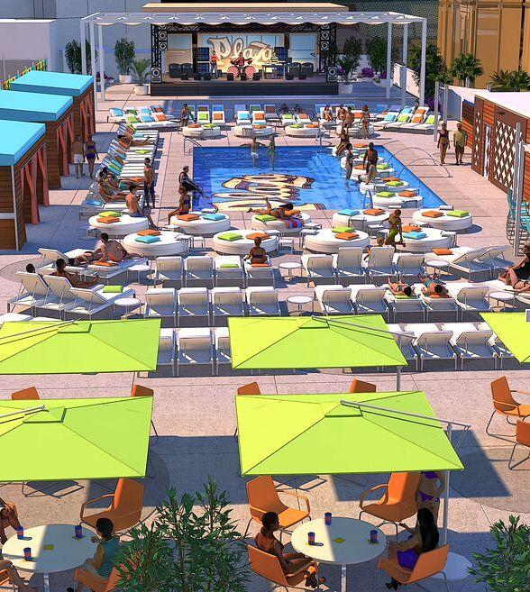 The Pool at The Plaza to Celebrate its Grand Opening on July 2