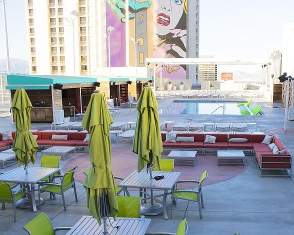 Plaza Hotel & Casino to Welcome Summer with Renovated Rooftop Pool Suites, $25K in New Pool Deck Resort Style Furnishings, and Special Events