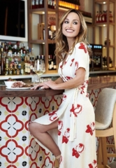 Giada De Laurentiis Welcomes Guests to Pronto by Giada, Now Open at Caesars Palace in Las Vegas