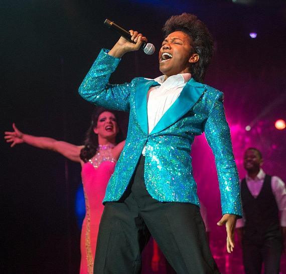 """Golden Rainbow celebrates 30th annual """"Ribbon of Life"""" with more than 300 entertainers from Las Vegas Strip"""