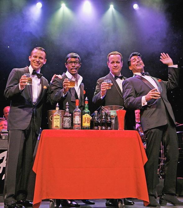 Rat Pack is Back at the Plaza Hotel & Casino