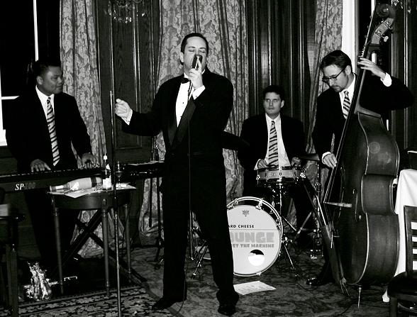 Golden Nugget Las Vegas Welcomes Richard Cheese and Lounge Against The Machine to The Gordie Brown Showroom, July 9-10