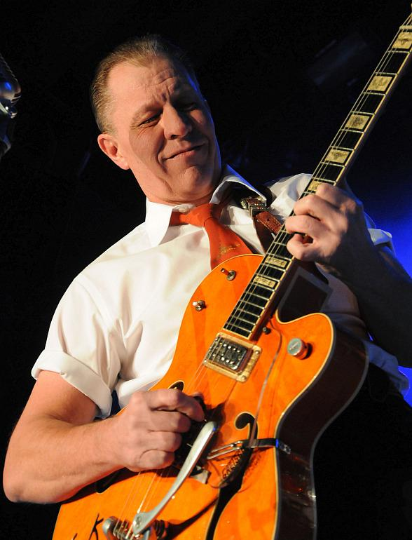 Smash Magazine Presents Reverend Horton Heat at Fremont Country Club July 10
