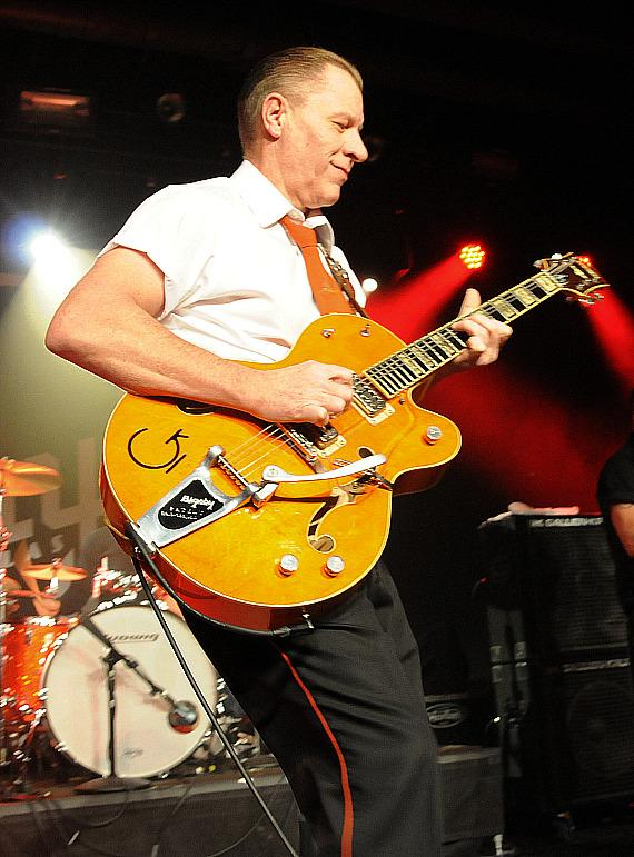 The Reverend Horton Heat Performs at Vinyl at Hard Rock Hotel & Casino
