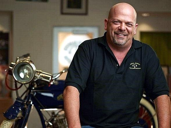"""Rick Harrison Leads 6th Annual """"Pawn Stars Poker Run"""" to Benefit Epilepsy Foundation of Nevada October 6, 2019"""