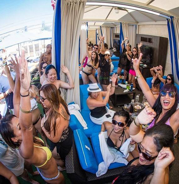 Summer Finale Weekend at Sapphire Pool & Dayclub