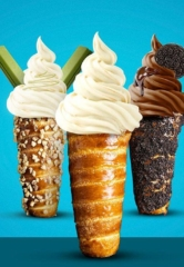 Rolled Ice Cream to Open Fourth Location; First 50 People in Line Will Receive Free Rolled Ice Cream July 17