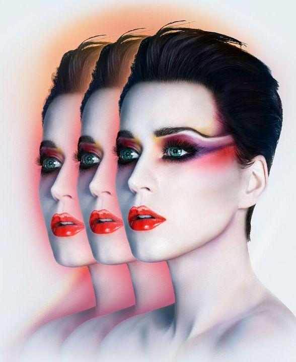 "Katy Perry Announces North American Arena Tour and New Album, ""Witness"""
