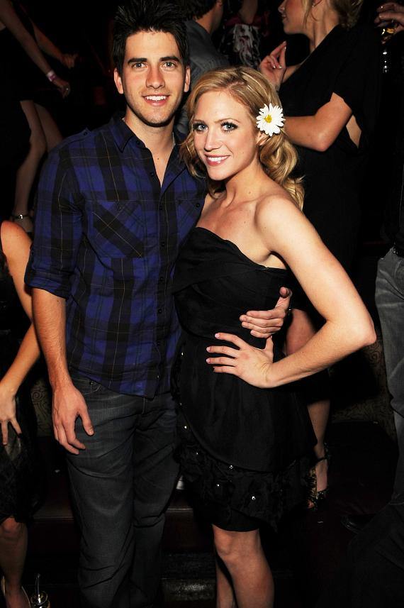 Ryan Rottman and Jessica Stroup at TAO (Photo credit: Denise Truscello)