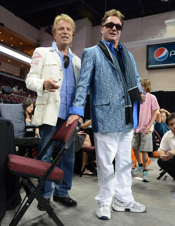 "Siegfreid and Roy Appear at The Animal Foundation's 10th Annual ""Best In Show"""