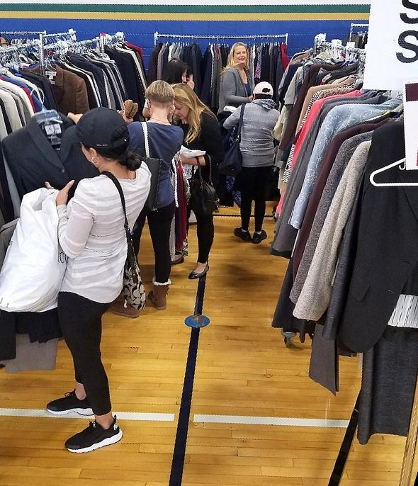 "Dress for Success Southern Nevada to Hold Big and Better ""Shop for Success"" Sale at Spring Valley High School, March 16-17"