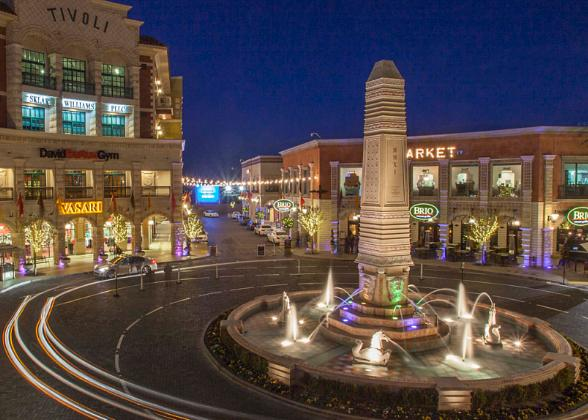 Ring in the New Year's at Tivoli Village: Dine, Wine and Receive a Complimentary Ride Home in Style