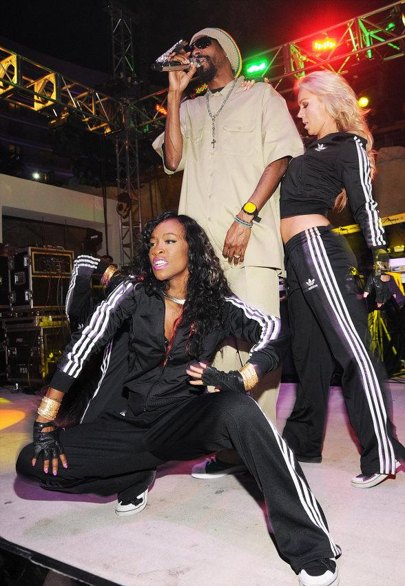 Snoop Dogg Performs at SOUNDWAVES Poolside Concert Series at Hard Rock Las Vegas