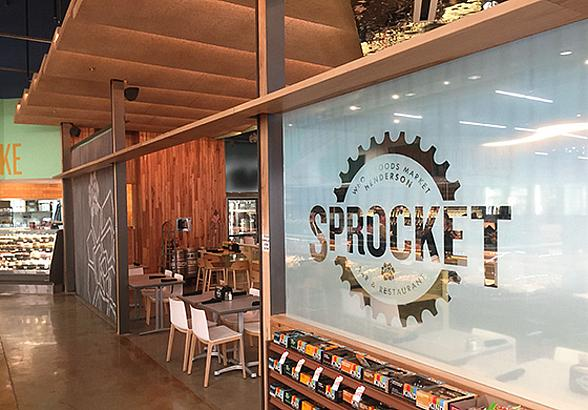 Whole Foods Market Henderson Opens Sprocket Bar and Restaurant