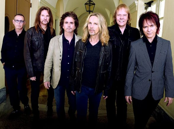 Styx and Don Felder: