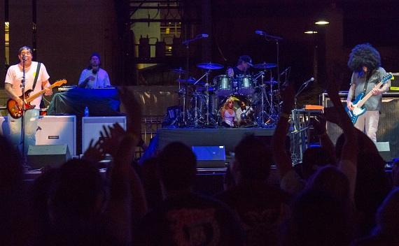 Sublime with Rome performs at DLV Events Center Concert in Downtown Las Vegas