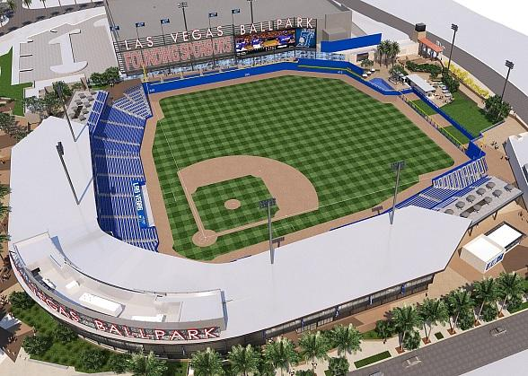 The Howard Hughes Corporation to Mark Topping Off of Las Vegas Ballpark with Special Ceremony for Construction Workers