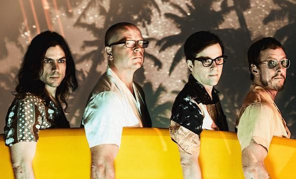 Weezer to Hit the Road with Pixies - Coming to Mandalay Bay Events Center April 12, 2019