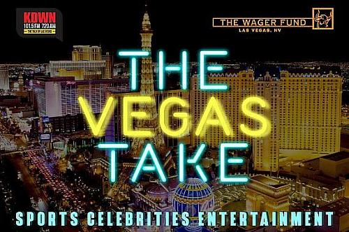 """The Vegas Take"" Returns July 30 with Co-Hosts Brian Shapiro and JD Sharp on 101.5 FM/720 AM KDWN"
