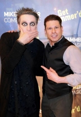 "Tape Face Got Hammer'd! at ""The Mike Hammer Comedy Magic Show"" at The Four Queens Hotel & Casino"