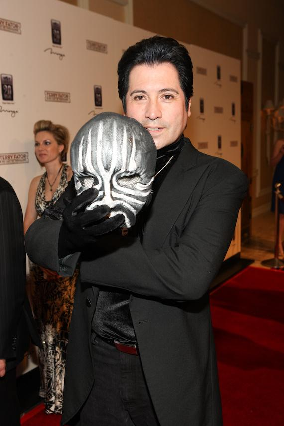 The Masked Magician