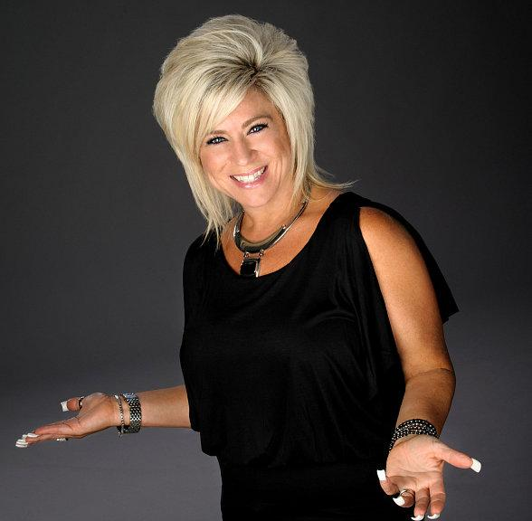 "Theresa Caputo, TV's ""Long Island Medium,"" Coming to Park Theater at Monte Carlo in Las Vegas October 14"