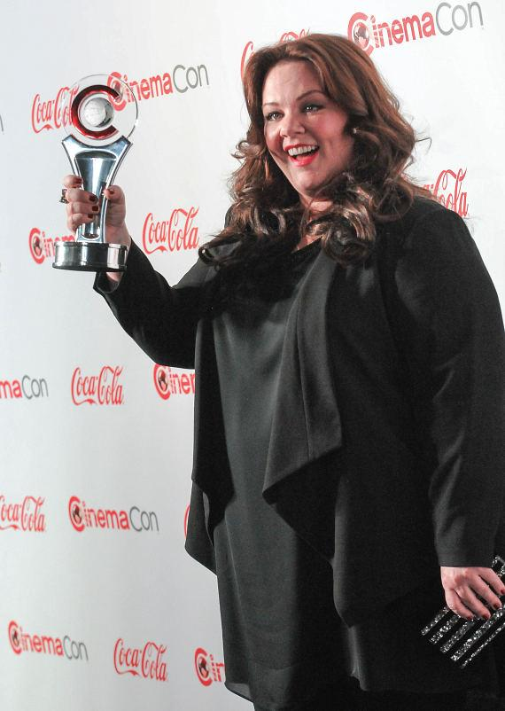 Female Star of the Year: Melissa McCarthy