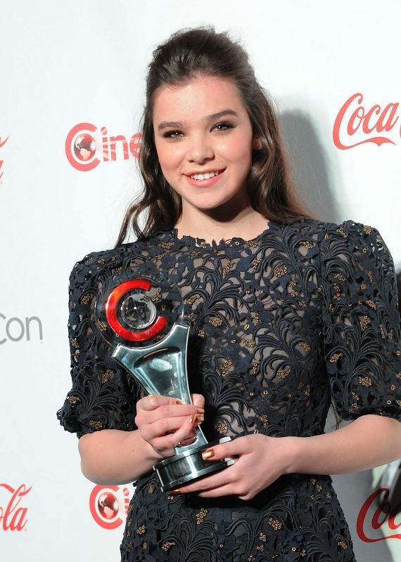 Female Star of Tomorrow: Hailee Steinfeld