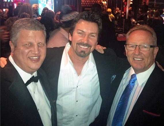 Happy 49th Birthday to Richard Wilk, the Man who has Made an Impact on Vegas for 20 Years