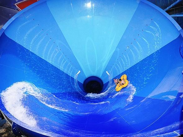 Wet 'n' Wild Las Vegas Introduces New Extreme Slide, TORNADO!