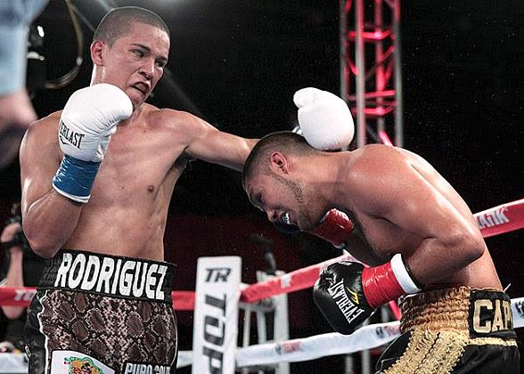 "Top Rank Signs Saul ""Neno"" Rodriguez to Multi-Year Promotional Agreement"