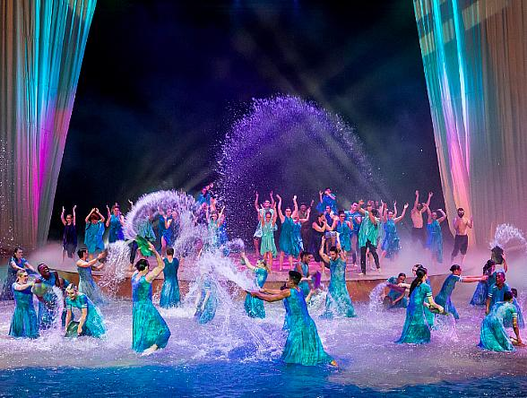 "CBS Television to Premiere ""One Night For One Drop, Imagined By Cirque Du Soleil"" on March 16"