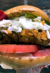 Cluck Into the Season with Blue Ribbon Fried Chicken's Spring Chicken Sandwich
